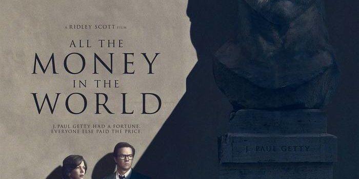 映画「All the Money in the World」石油王ジャンゲティをケビンスペイシーが