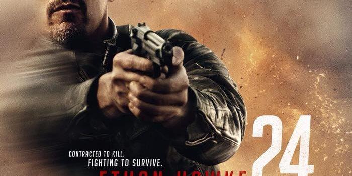 映画 24 Hours to Live イーサンホーク主演 男に与えられた生存時間は残り24時間…