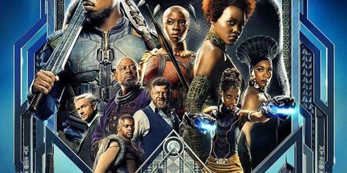 映画 Black Panther ブラックパンサー 予告編 Marvel最新作