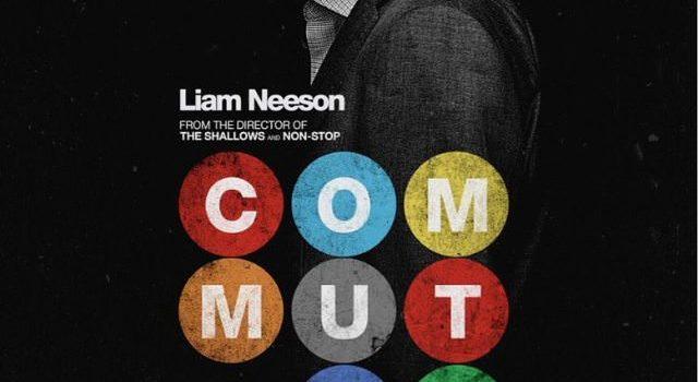 映画「The Commuter」ザ・コミューター リーアムニーソン主演サスペンス・アクション
