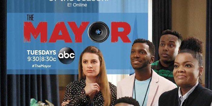 海外ドラマ The Mayor ザ・メイヤー Gleeのリア・ミシェル出演