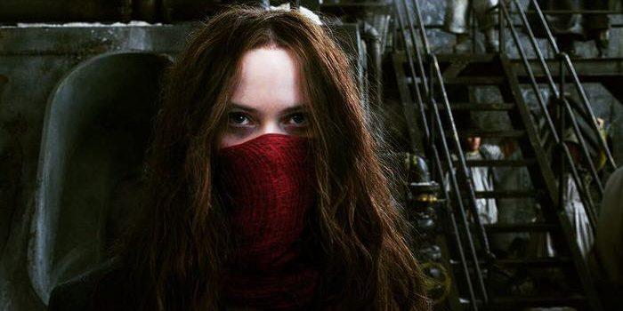 映画「移動都市」Mortal Engines ピーター・ジャクソン脚本 モータル・エンジンズ
