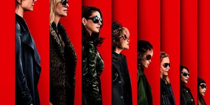 映画 オーシャンズ8 女だらけの窃盗団 超豪華キャスト集結 Ocean's 8 シリーズ最新作